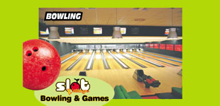 SLOT VILLAGE<br/>bowling & games