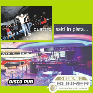 <?php echo Music Pub BUNKER; ?>