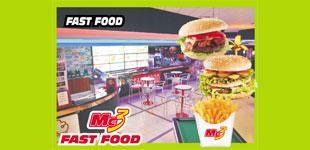 Mc3 FAST FOOD